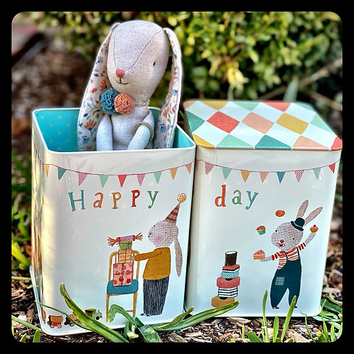 Maileg Happy Day Bunny in a Box
