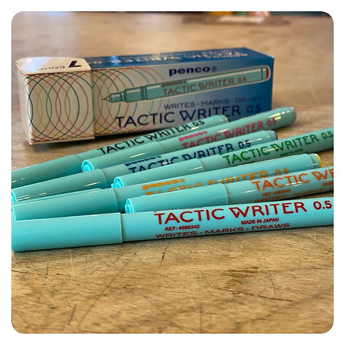 Penco Tactic Writers