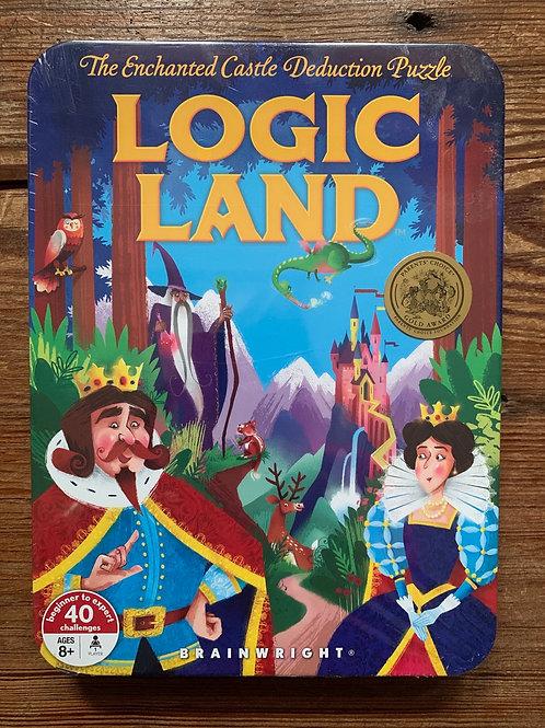 Logic Land Enchanted Castle Deduction Puzzle
