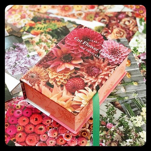 Floret Cut Flower Postcards