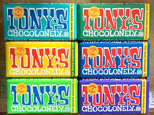 Tony's Chocolonely Big Bars