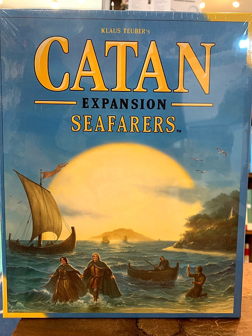 Catan Seafarers Expansion Set