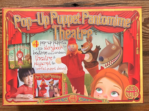 Pop Up Pantomime Theatre Little Red Riding Hood
