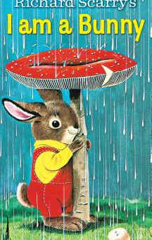 Story Time #8: I Am a Bunny by Richard Scarry