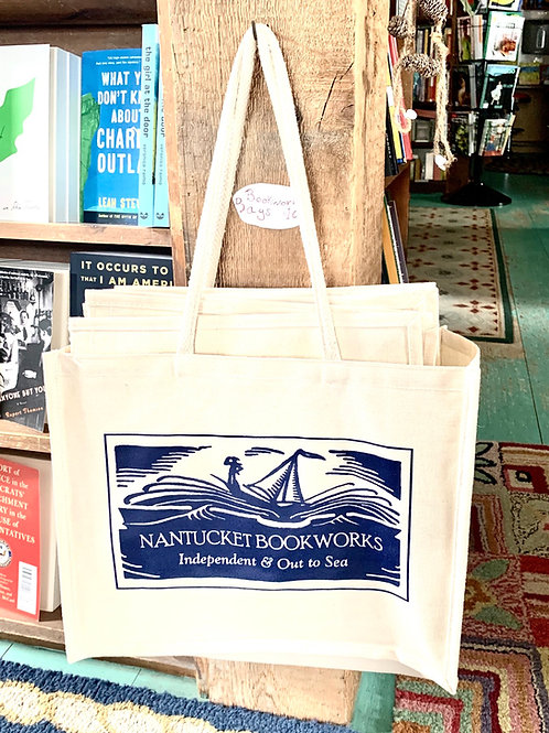 Bookworks Tote Bag