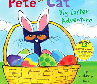 Story Time #6: Pete the Cat - Big Easter Adventure with Eileen!