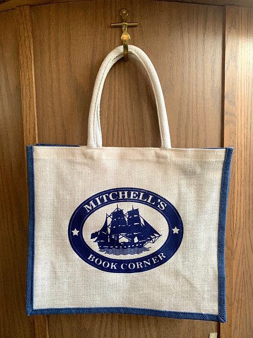 Mitchell's Book Corner Tote Bag