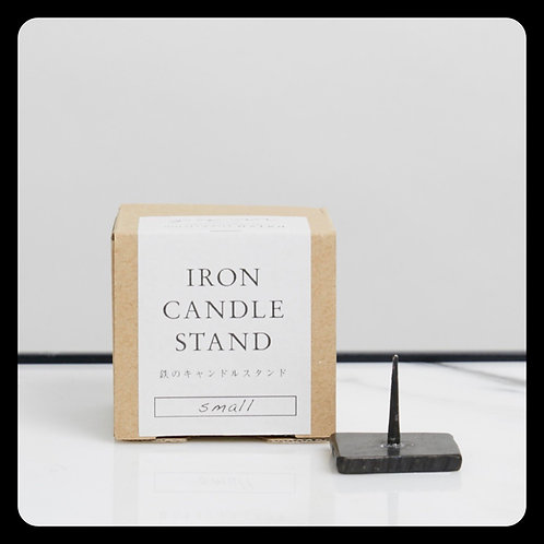 Small Iron Candle Stand