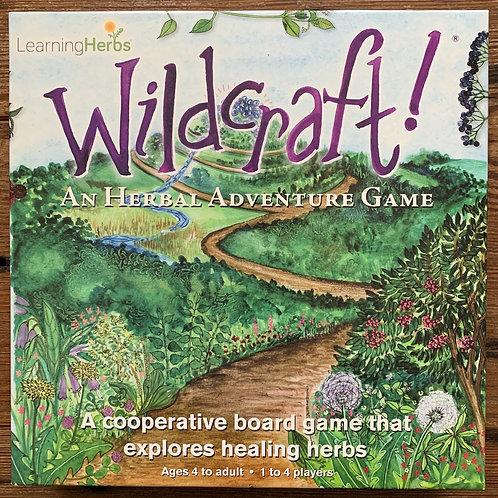 Wildcraft! An Herbal Adventure Board Game