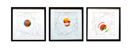 The Death of the Sun (Triptych)