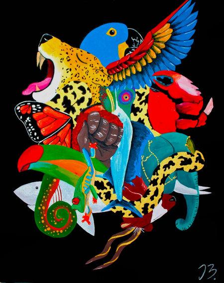 Animal Epiphany