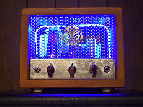 Night Owl V3 - Low wattage all tube power amp
