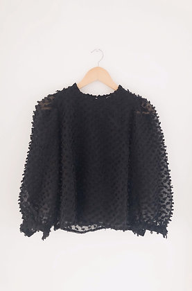 Momo blouse black