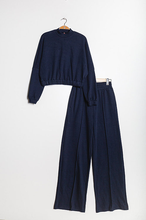 Co-ord set blue