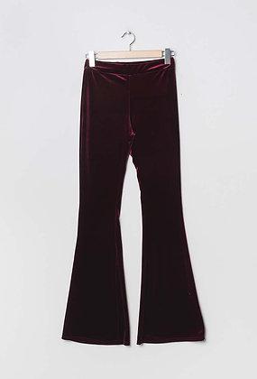 Lulu trousers burgundy