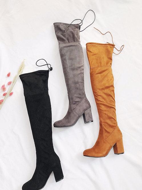 Joan boots black