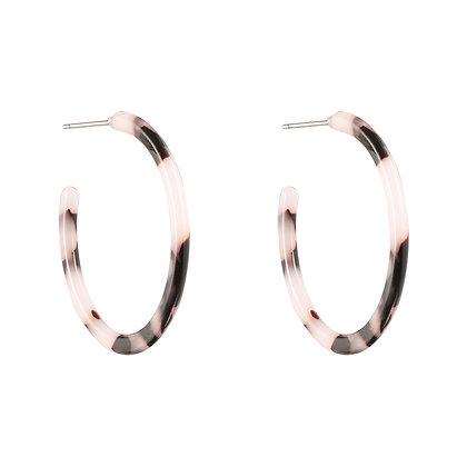 Melee hoops pink