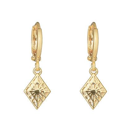 Lovely diamond gold