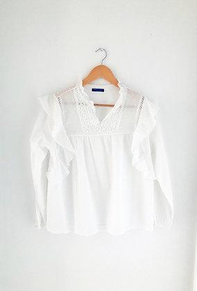Tati blouse white