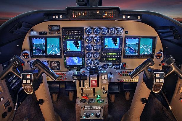 nimbus aviation custom aircraft instrument panels