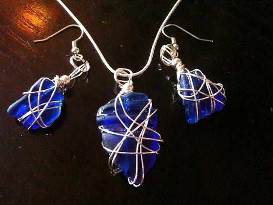 Cobalt - Reserved for Amanda Kirkby- Wilson