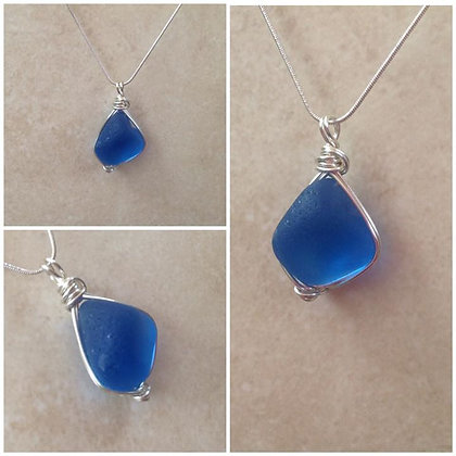 Blue sea Glass - LRSGJ620