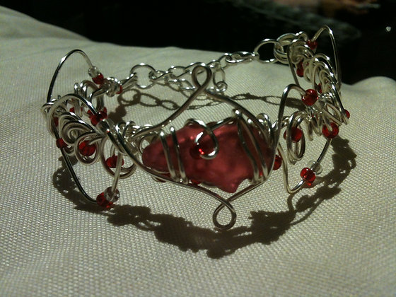 Red Sea Glass - LRSGJ290