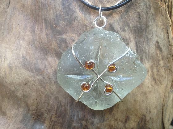 White Sea Glass - LRSGJ160