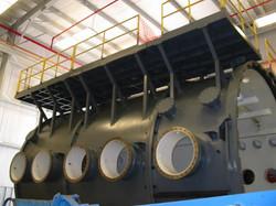 Vacuum Furnace Exhaust