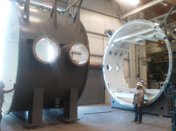 Vacuum Furnace Assembly