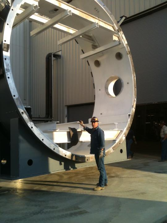 Vacuum Furnace Ring