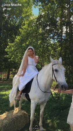 BTS of Blood Wedding Promo Shoot