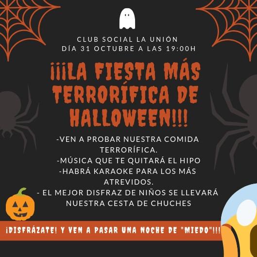 fiesta halloween vallecas