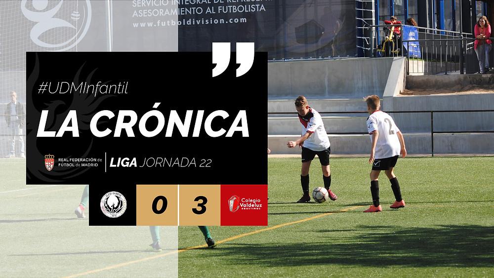 Crónica JORNADA 22