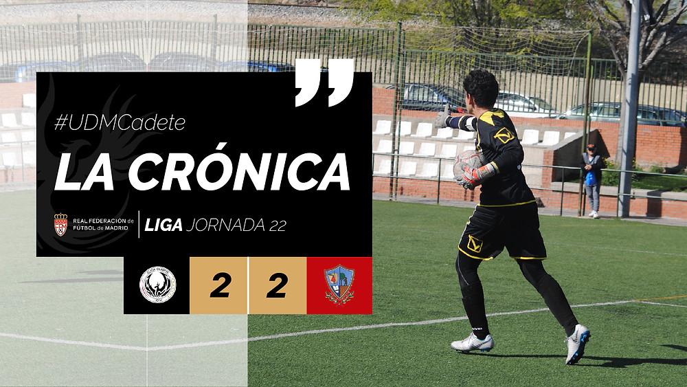 Crónica Jornarda 22