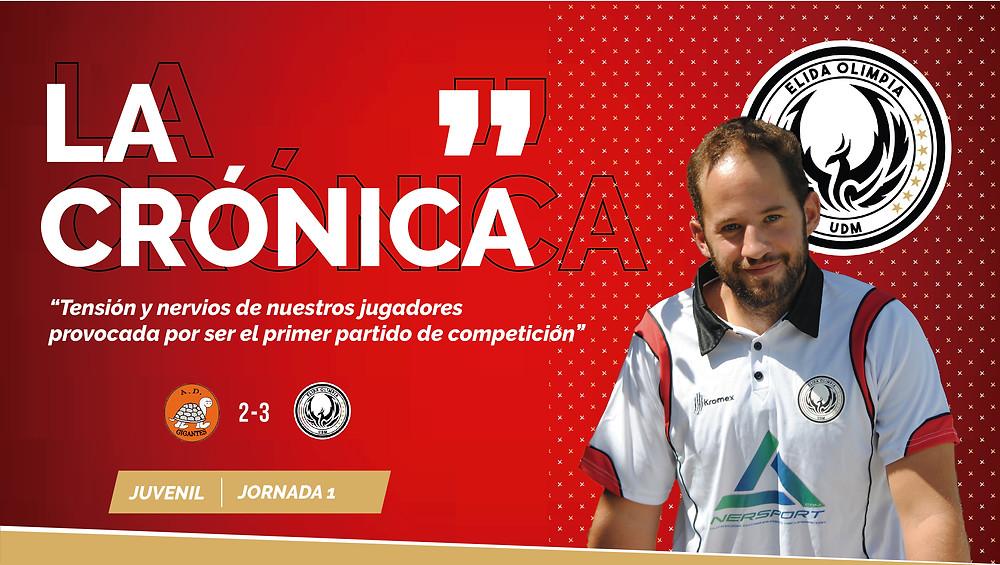 La Crónica | UDM Elida Olimpia