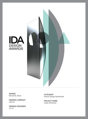 美國 IDA 銀獎
