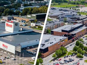 Balder beställer 510kW solceller till sina köpcentrum i Göteborg