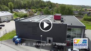 64 kW     JH-fastigheter     Mölndal/Göteborg