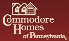 Commodore Homes Website