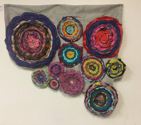 St Marys Hospice Wall Hanging 2018