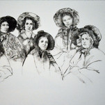 Captains' wives