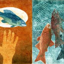 Give a man a fish/teach a man to fish