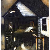 Labyrinth house