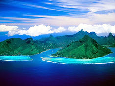 Wind Island catamaran cruise French Polynesia Moorea