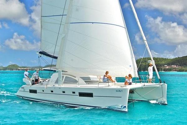 Charter Maui Location catamaran Polynésie avec équipage