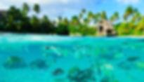 catamaran rent Bora Bora French Polynesia
