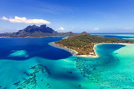 Leeward Islands catamran cruise French Polynesia Bora Bora