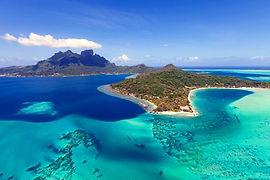 Croisière catamaran îles sous le vent Polynésie Française Bora Bora