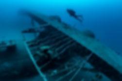 plongée depuis catamaran Tahiti Polynésie Française